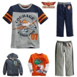 Disney Planes: Fire and Rescue Clothes At Kohl's