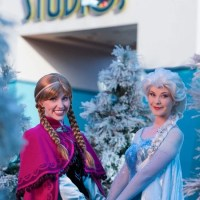 Disney's Hollywood Studios Frozen Holiday Premium Package