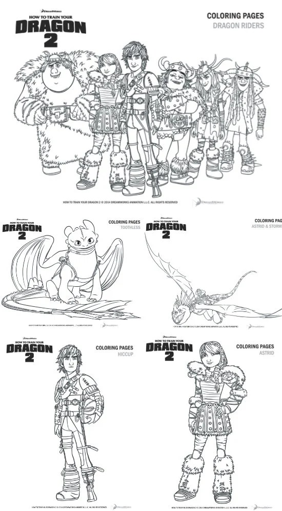 How to train your dragon 2 printable coloring pages 25 for How to train your dragon 2 coloring pages
