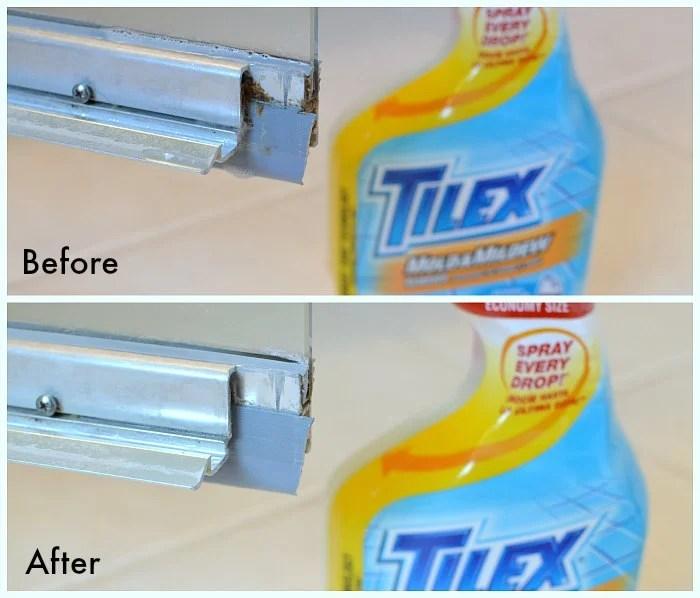 Tilex Mold Mildew Before After
