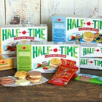 In A Hurry? HALF TIME Pre-Packed Lunch Kits To The Rescue! ~ Giveaway