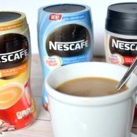 Nescafé With Coffee-Mate: Instant Coffee And Creamer In One ~ Giveaway
