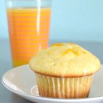 Orange Juice Muffin