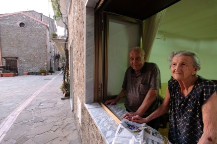 Резултат со слика за In this Italian village , every 10th resident lives more than 100 years. Their recipe for longevity is ….