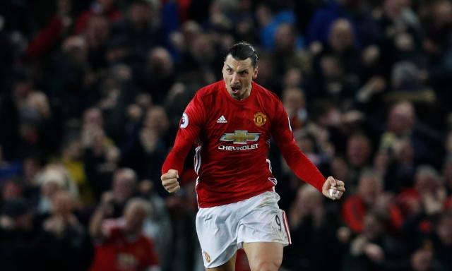 Zlatan Ibrahimovic is vying for first gong after narrowly missing out last season