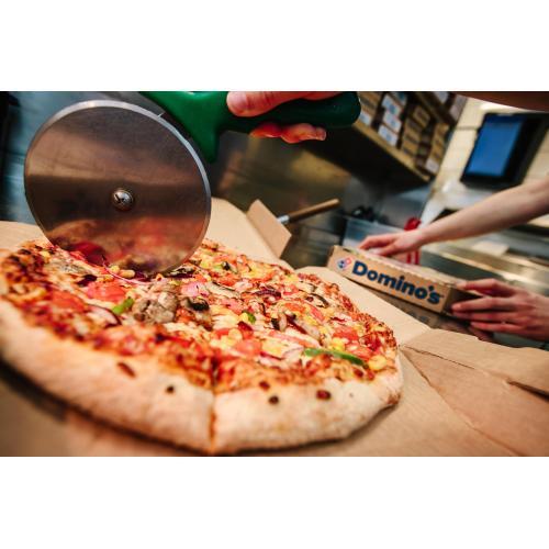 Medium Crop Of Worlds Biggest Pizza
