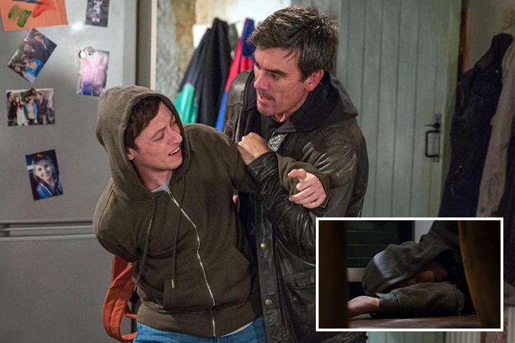 Emmerdale spoilers  Hannah Barton s return as Matty revealed as Cain     Emmerdale spoilers  Hannah Barton s return as Matty revealed as Cain Dingle  knocks him out
