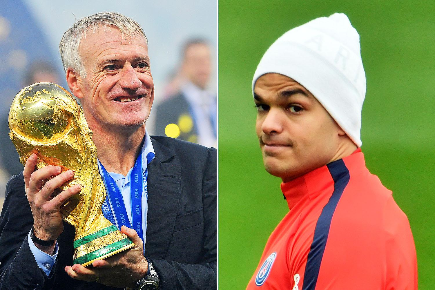 Hatem Ben Arfa calls for Didier Deschamps to quit as France manager     Hatem Ben Arfa calls for Didier Deschamps to quit as France manager after  World Cup glory