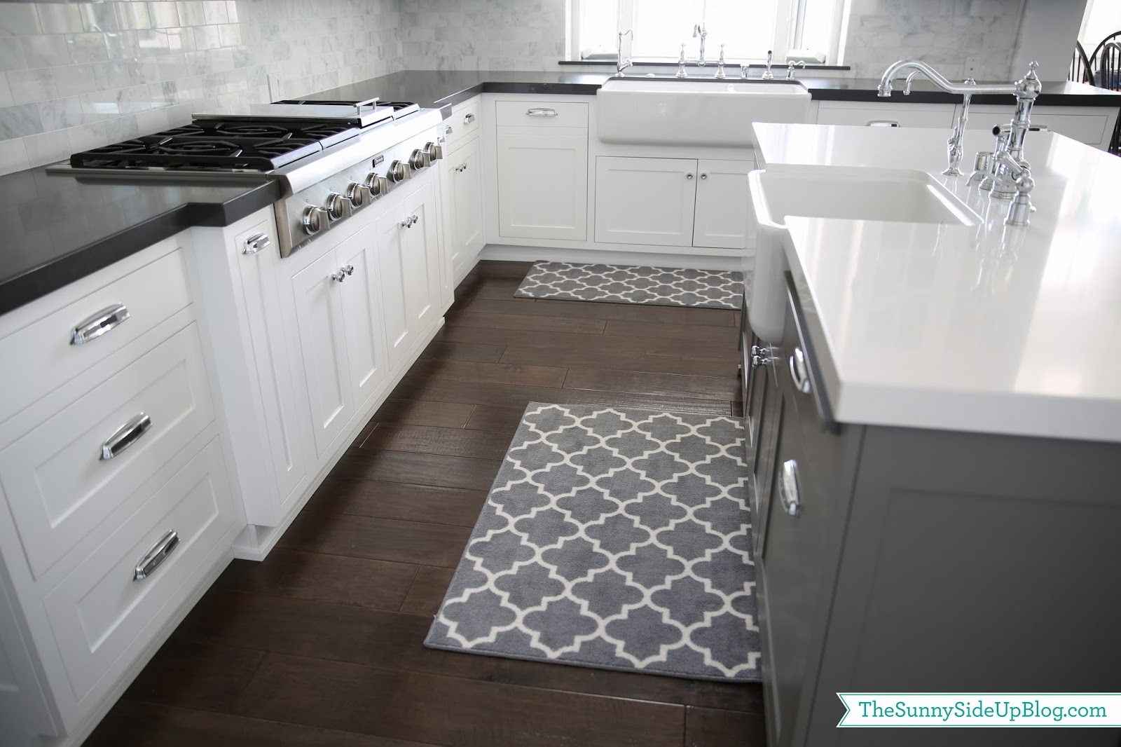 priorities and new kitchen rugs gray kitchen floor Priorities and new kitchen rugs