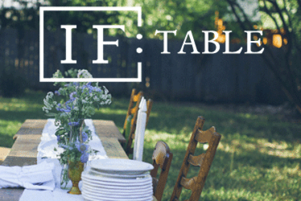 if table