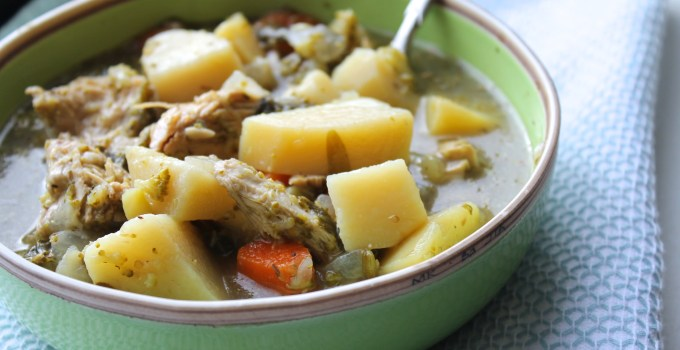 Cure-All Chicken Soup
