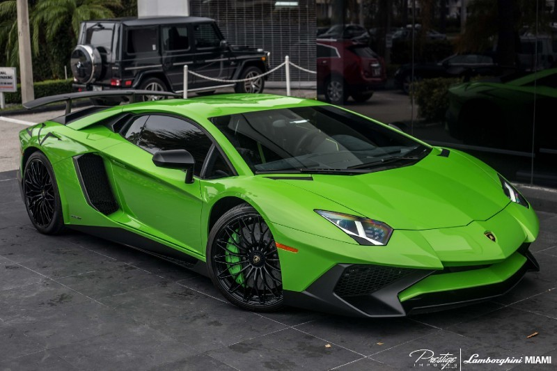 Lamborghini Aventador Sv For Sale In The Us
