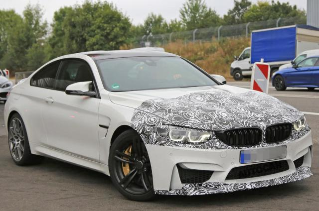SCOOP: 2017 BMW M4 Spotted