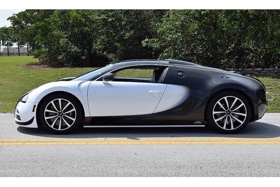 rare bugatti veyron mansory linea vivere for sale the. Black Bedroom Furniture Sets. Home Design Ideas