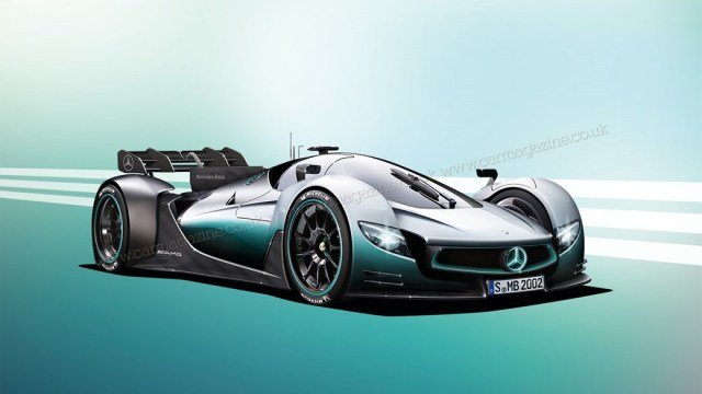scoop 2017 mercedes amg r50 hypercar the supercar blog