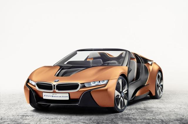 BMW i8 Roadster (Spyder) Confirmed. To Launch in 2018
