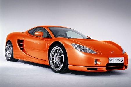 ascari kz1 orange