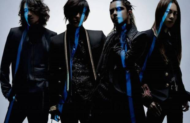 L'Arc-en-Ciel in 2017. Foto via TokyoHive.