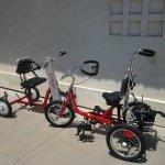 Adaptive Bike:  Yes!  {Or Maybe Not}