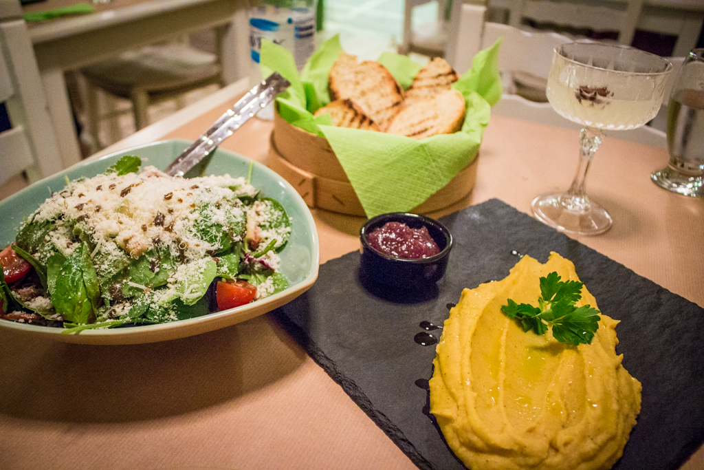 Elia Restaurant, Ios, Greece