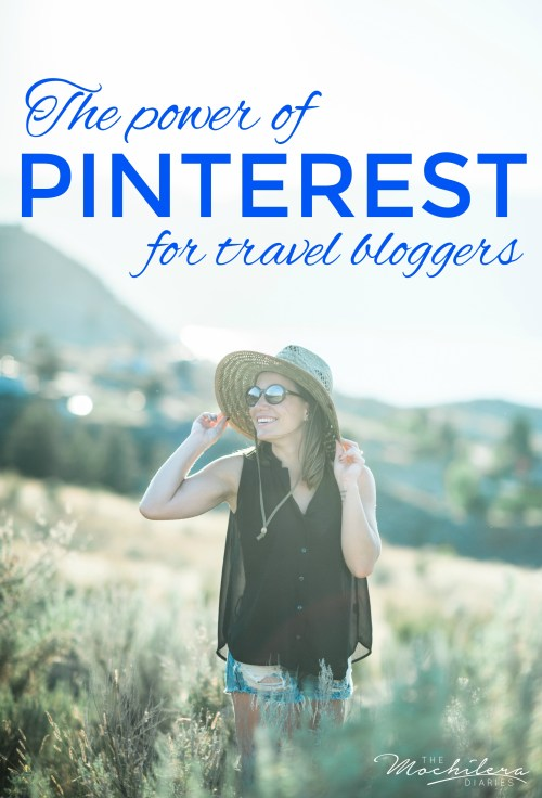 Pinterest is a powerful tool for growing your travel blog. Learn all of my best tips and tricks here.