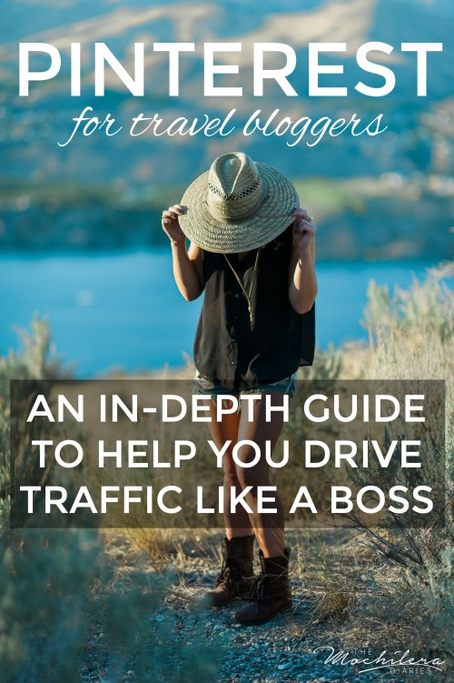 How to rock Pinterest and drive major traffic to your travel blog | The Mochilera Diaries