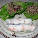 Giada's Thai Turkey Larb
