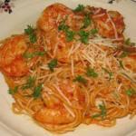 Light Shrimp Fra Diavolo