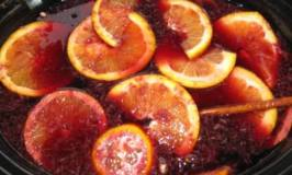 Slowcooker Mulled Wine