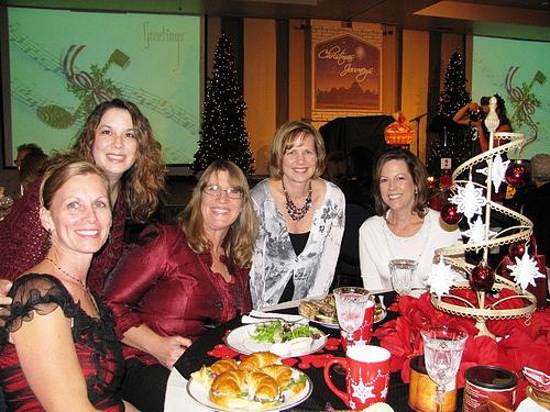 Ladies Dessert Night 2010