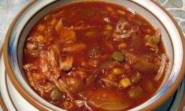 Slow Cooker Brunswick Stew