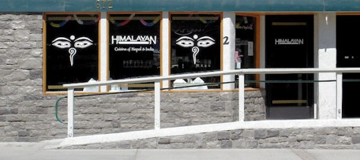 Himalayan Restaurant in Big Bear