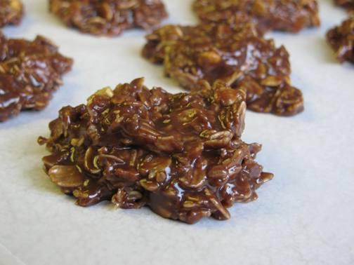 chocolate missouri cookies