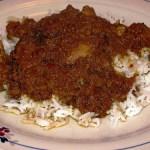 Slow Cooker Chicken Vindaloo