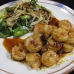Spicy Asian Garlic Shrimp