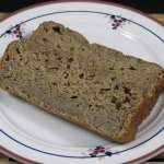 Skinny Pumpkin Banana Bread