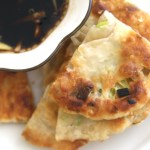 Flaky Chinese Scallion Pancakes