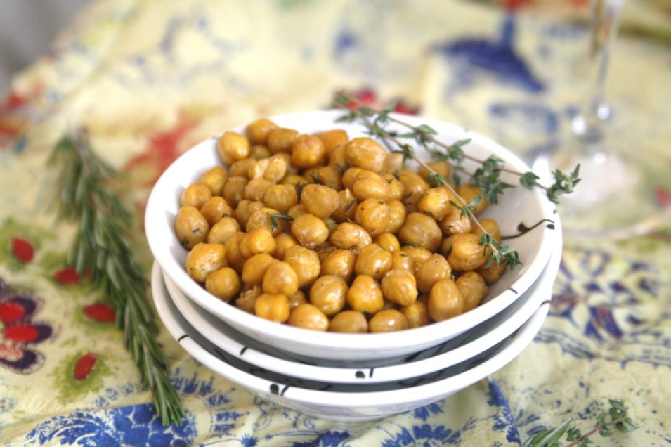... chickpeas with then i tossed the chickpeas roasted curried chickpeas