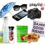 7 Road Trip Essentials!