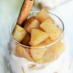 Apple Pie Breakfast Parfaits