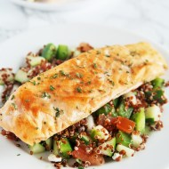 Moroccan Roasted Salmon