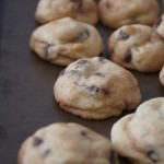 Chocolate Chip Snickerdoodle Cookies