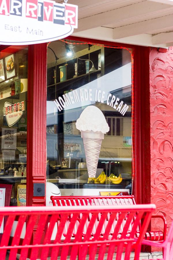 Ice Cream Shop Fredericksburg