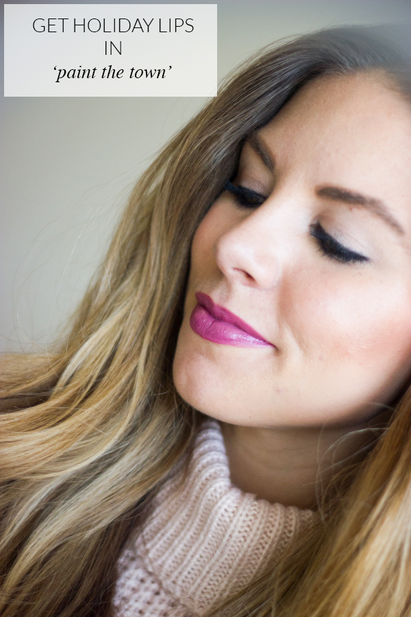 PAINT THE TOWN LIPSTICK REVIEW