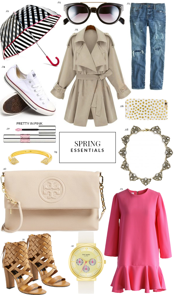 spring essentials 2