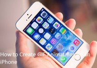 How to Create GIF Animations on an iPhone