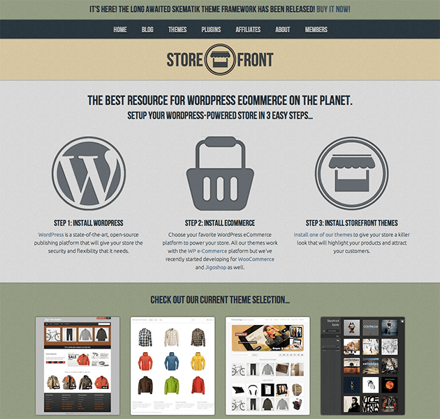 Storefront-Themes