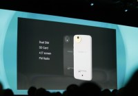 First Phone in Android One
