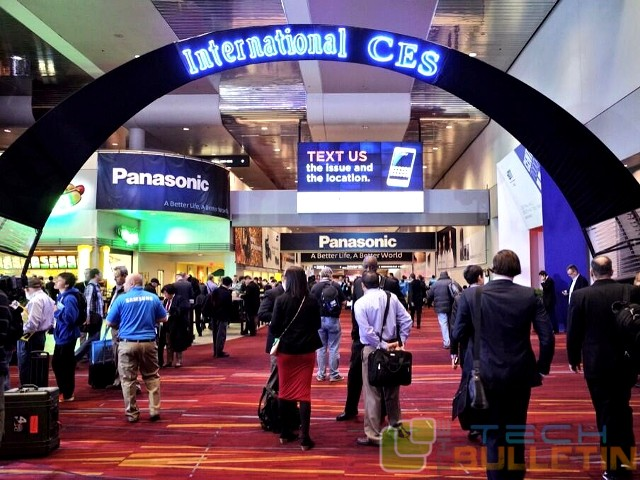 Techie Trends at CES 2015