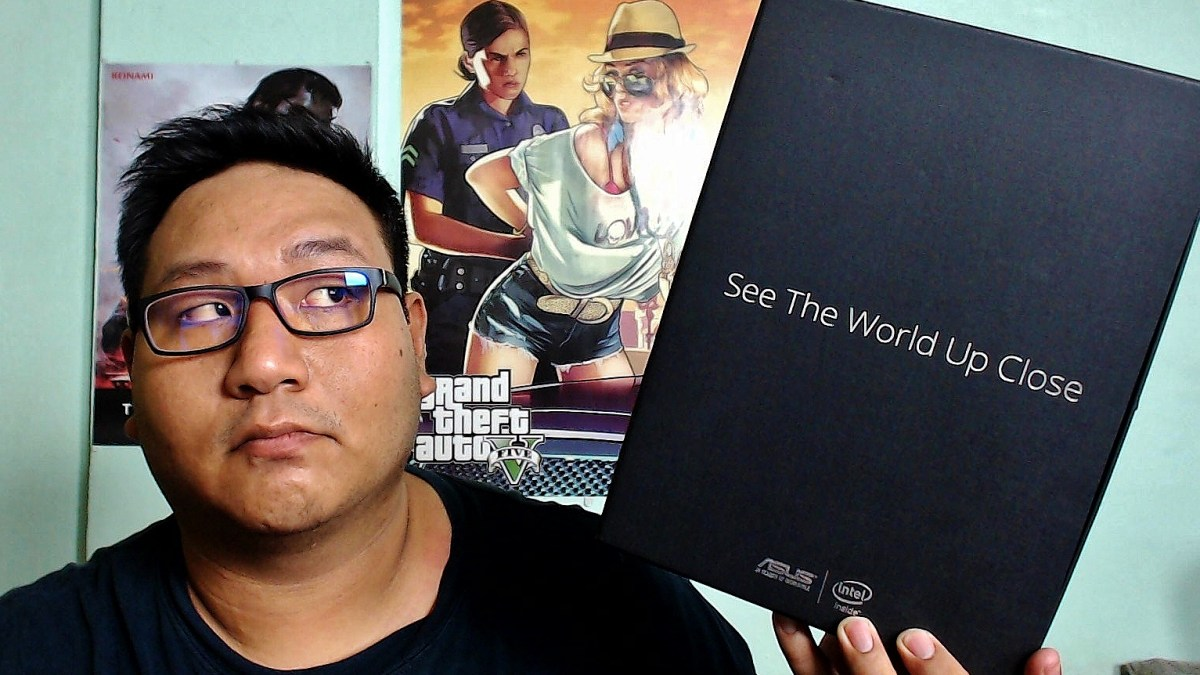 BTS Mailbag: What's Inside The Asus Mystery Box?!